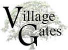 Village Gates logo