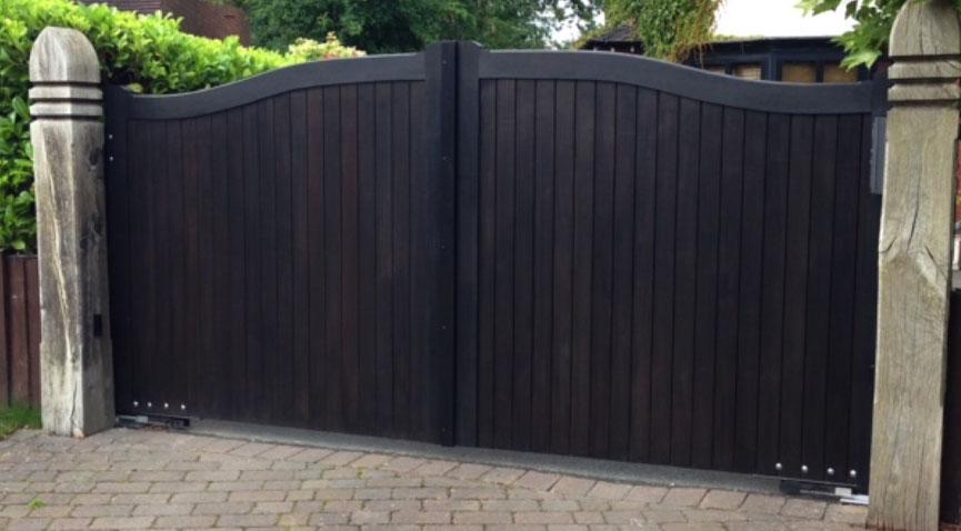 Wooden Gates Garden Amp Driveway Gates In Manchester