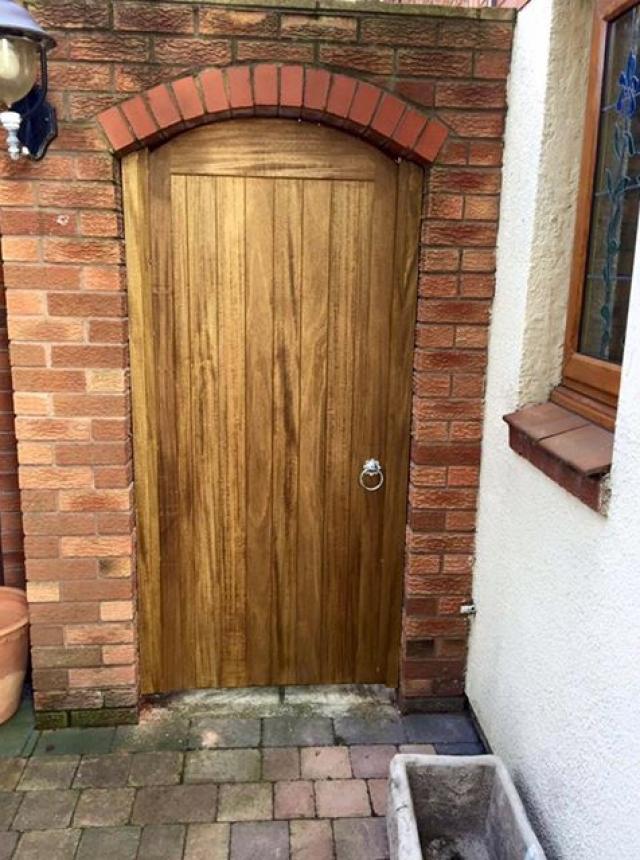 Wooden Garden Gates Village Gates