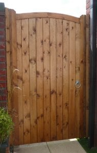 Softwood Single Gate